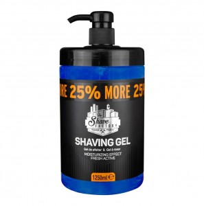 Shave factory  żel do GOLENIA 1250 ml