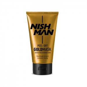 NISHMAN Gold mask 150ml