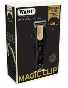 WAHL Magic Cordless maszynka  BLACK EDITION