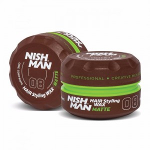 NISHMAN Pomada MATT 08 150ml